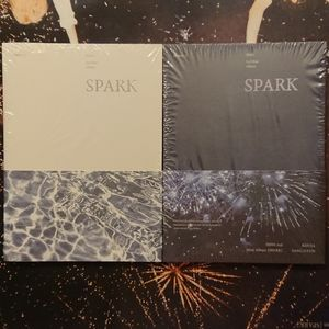 JBJ95 SPARK 3rd Mini Album w/o Poster